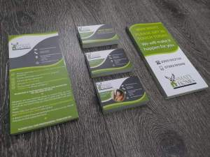 Smaty Homes Business Cards